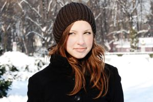 Winter portrait by marialivia16