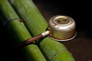 Japanese ladle by 4d0