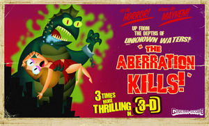 The Aberration Kills by Cool-Hand-Mike