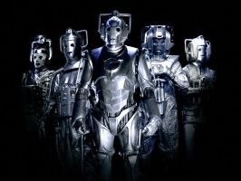 the cyermen from all ages by no1drwhofan