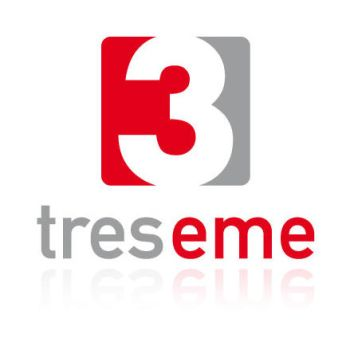 tres eme logo by 3doggs