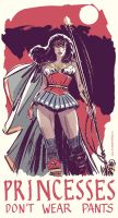 Wonder Woman Benefit Auction by dismang