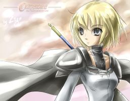 Claymore by ZiyoLing