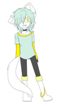 Oh look a new chara again- by JessieTheTiger