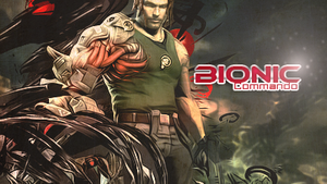 Bionic Commando by MrRafael