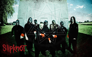 Slipknot Wallpaper 7 by L-A-M-F