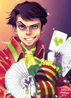 Ace of Envy by Jackoburra