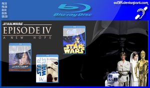 Bluray - 1977 - Star Wars Episode 4 A New Hope by od3f1