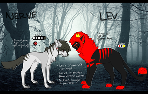 Nerve and Lev Ref by NerveEndings