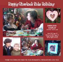 Sherlock Kids Holiday by karadin