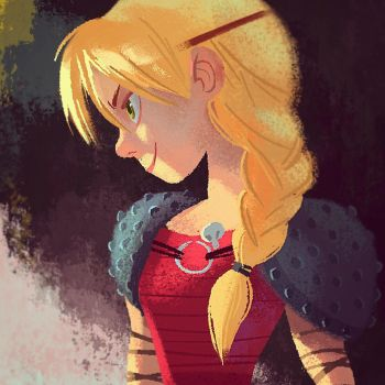 Astrid Hofferson by chocosweete