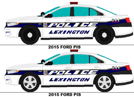 Lexington Ky Police 2015 Ford Pis by PRPFD2011