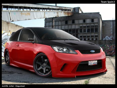 Ford Focus Project 27 by arna1