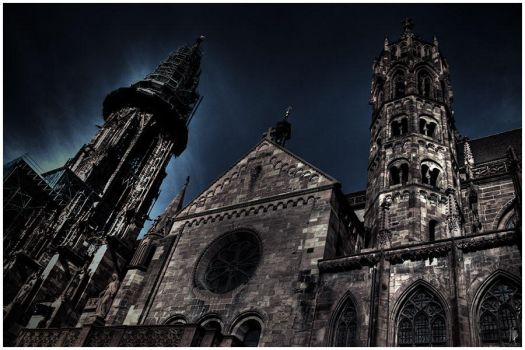 Cathedral of Freiburg - HDR by IG-Design