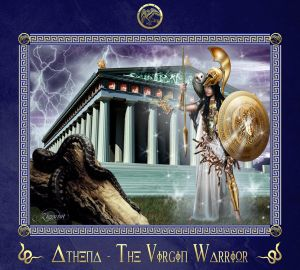 Athena - The Virgin Warrior