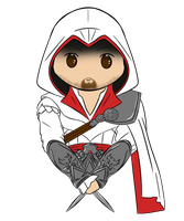 Request= Ezio by Aizu-chan