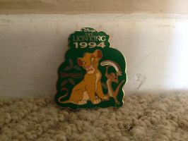 Simba and Timon pin limited edition of 1500 by Nala1994