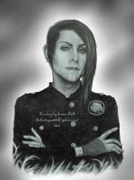 Davey Havok by Chirin