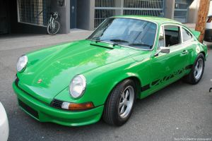 Classic Carrera RS by SeanTheCarSpotter