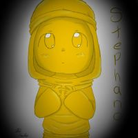 chibi stephano by chibi-raiden