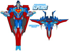 Ultimacon Superion by Tyrranux