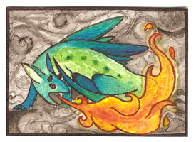 ACEO: SoI - Oona by Cao