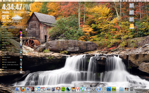 October Desktop Autumn by Dannydeman