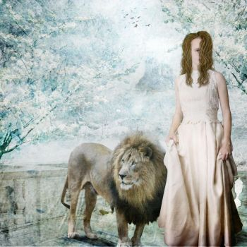 The Lion And The Witch by TheFantaSim