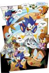 [FANMADE] Sonic Skyline Page 02 by Tale3211