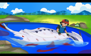 Pokemon Destiny: The Path Of Legends by hikariangelove