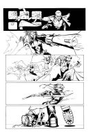 Man Up Woman by ALIENTECHNOLOGY2MARS