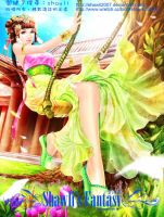 Princess TaiPing by shawli2007