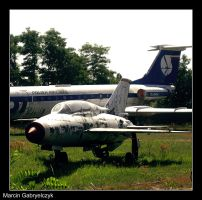 Old polish aircraft museum 3 by MarcinG1
