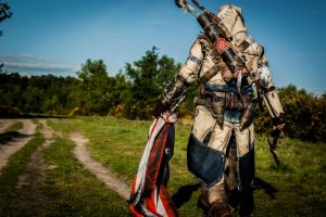 AC III - Connor kenway - Choose to Follow me! by JO-Cosplay