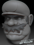 Mario - 60-Minute Practice Sculpt by GaryStorkamp