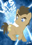 Doctor Whooves by K-Bo. by kevinbolk
