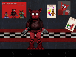 Red-O's Diner Stage 1 by TheIrishKnight111