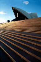 Sydney Opera House by tupilak