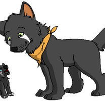 .:COLLAB-GIFT:.  The Wise and the Playful (early) by CrEEdEncE004