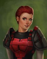 Major Debora by JuneJenssen by Ethakar