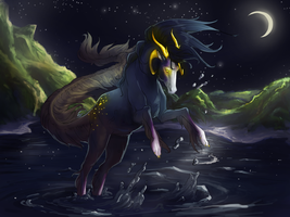 Night Kesla Nangra by ErisLeea