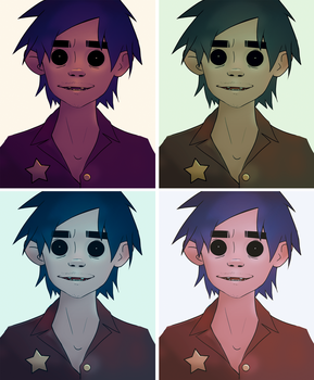 2D on 4D by ChocolateKnife