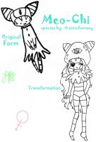 Free Adopt: Moe-Chi [New Specie] by IreinicFantasy