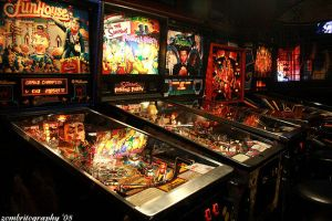 Pinball Wizard by Zombri