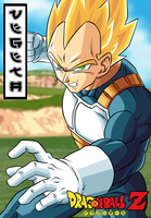 vegeta ready made by DrabounZ