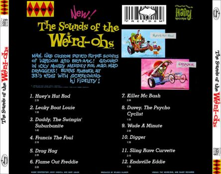 Sounds of the Weird-Ohs Tray Insert Outside by MisterBill82