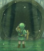 Little Link by Dreamer-T