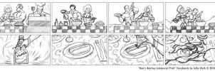 Hunt's Ketchup Storyboards by ColbyBluth