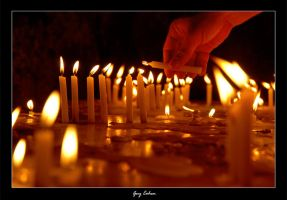 Candle's Light by piur1241