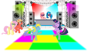 Dance Time by 0Nautile18E26